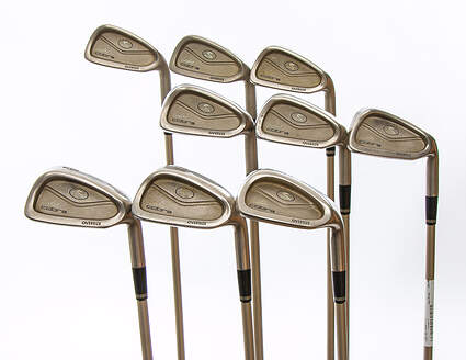 Cobra Lady Cobra Iron Set 3-PW SW Stock Graphite Shaft Graphite Ladies Right Handed 37 in