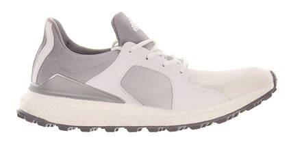 New Womens Golf Shoe Adidas Climacross Boost Spikeless Medium 8.5 Gray MSRP $130