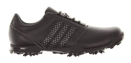 New Womens Golf Shoe Adidas Adipure Tour Medium 8 Black MSRP $130