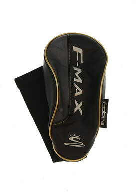 Cobra F-Max Offset Driver Headcover Gold/Black