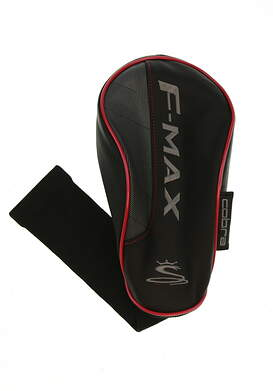 Cobra F-Max Women's Offset Driver Headcover Red/Black