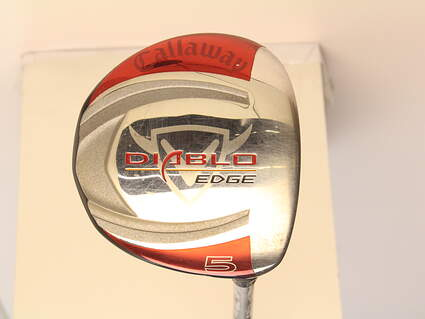 Callaway Diablo Edge Fairway Wood 5 Wood 5W Callaway Diablo Edge Fairway Graphite Ladies Right Handed 41.5 in