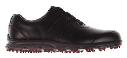 New Mens Golf Shoe Footjoy DryJoys Casual Medium 10.5 Black MSRP $250