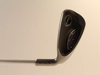 Ping Rhapsody Single Iron 8 Iron Ping ULT 129I Ladies Graphite Ladies Right Handed Blue Dot 35.75 in