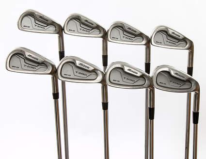 Mizuno MX 15 Iron Set 3-PW True Temper Dynalite Gold Steel Stiff Right Handed 37 in