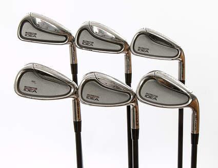 Adams Idea A1 Iron Set 5-PW Stock Graphite Shaft Graphite Stiff Right Handed 38.5 in
