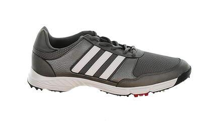 New Mens Golf Shoe Adidas Tech Response Medium 10 Gray MSRP $60