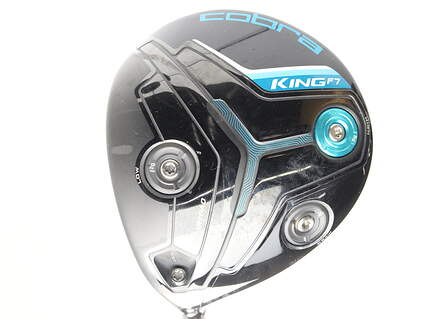 Cobra King F7 Driver 10.5* Fujikura Pro 60 Graphite Stiff Left Handed 45.5 in