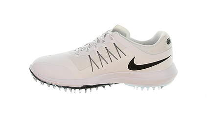 New Mens Golf Shoe Nike Lunar Control Vapor 9 White MSRP $175