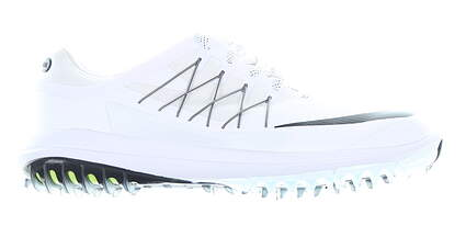 New Mens Golf Shoe Nike Lunar Control Vapor 10 White MSRP $175