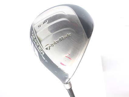 TaylorMade Burner Superfast Fairway Wood 5 Wood 5W 18* TM Matrix Ozik Xcon 4.8 Graphite Ladies Right Handed 42 in