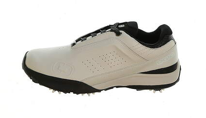 New Mens Golf Shoe Ogio Race Spiked 10 White MSRP $140