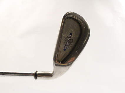 Callaway X-14 Single Iron 4 Iron Stock Steel Shaft Steel Uniflex Right Handed 38.5 in