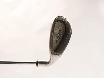 Callaway X-14 Single Iron 9 Iron Stock Steel Shaft Steel Uniflex Right Handed 36 in