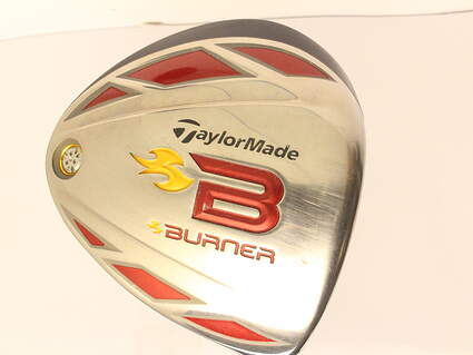TaylorMade 2009 Burner Driver 10.5* TM Reax Superfast 49 Graphite Regular Right Handed 45.5 in