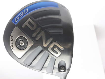 Ping G30 LS Tec Driver 9* Ping Tour 65 Graphite Stiff Right Handed 45 in