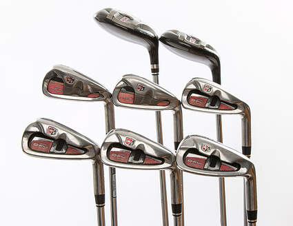 Wilson Staff Defy Iron Set 3-PW Stock Graphite Shaft Graphite Stiff Right Handed 38.25 in