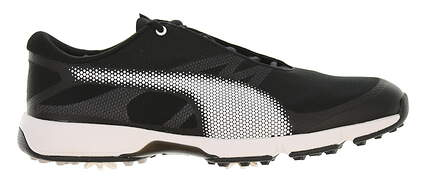 New Mens Golf Shoe Puma IGNITE Drive Sport Medium 11.5 Black/White MSRP $100