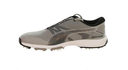 New Mens Golf Shoe Puma IGNITE Drive Sport Medium 10 Drizzle/Black MSRP $100