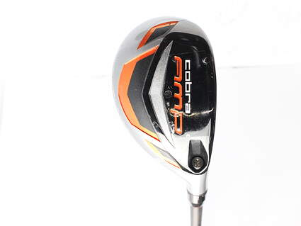 Mint Cobra AMP Hybrid 2 Hybrid 17* Cobra Aldila RIP Graphite X-Stiff Right Handed 40.25 in