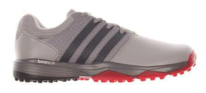 New Mens Golf Shoe Adidas 360 Traxion Medium 11.5 Gray MSRP $80