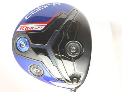 Cobra King F7 Driver 10.5* Fujikura Pro 60 Graphite Regular Right Handed 45.25 in