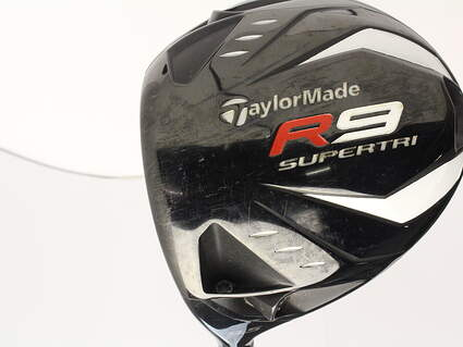 TaylorMade R9 SuperTri TP Driver 9.5* Project X 5.5 Graphite Stiff Left Handed 45.25 in