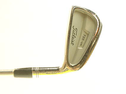 Titleist 735.CM Chrome Single Iron 4 Iron Project X Rifle Steel X-Stiff Right Handed 38.5 in