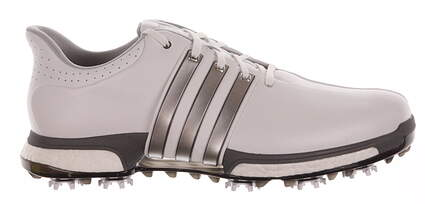 New Mens Golf Shoe Adidas Tour 360 Boost Medium 8.5 White MSRP $200
