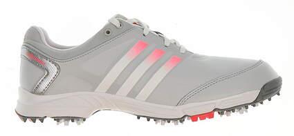 New Womens Golf Shoe Adidas Adipower TR Medium 7 Gray/Pink MSRP $90