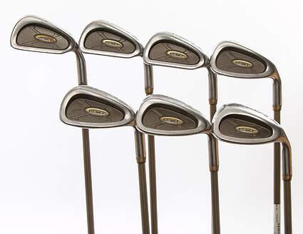 Cobra CXI L Womens Iron Set 4-PW SW Stock Graphite Shaft Graphite Ladies Right Handed 37.5 in