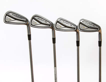 Cobra Fly-Z + Forged Iron Set 7-PW FST KBS Tour C-Taper 120 Steel Stiff Right Handed 37 in