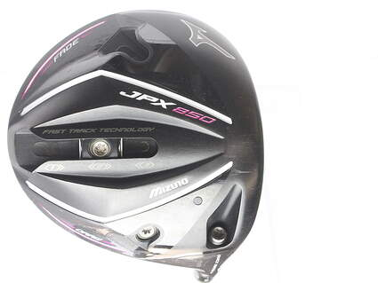 Mizuno JPX 850 Driver 11.5* Fujikura Motore 5.3 Tour Spec Graphite Ladies Right Handed 44.5 in