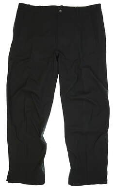 New Mens Nike Hyper Storm-Fit Rain Pants Size XX-Large XXL Black MSRP $250 686991