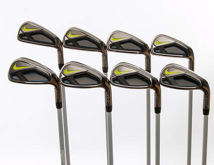 Mint Nike Vapor Fly Iron Set 4-PW GW Mitsubishi Rayon Fubuki Z 70 Graphite Senior Right Handed 38.5 in