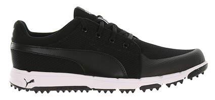 New Mens Golf Shoe Puma Grip Sport Medium 11.5 Black MSRP $80