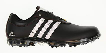 New Mens Golf Shoe Adidas Adipure Flex Wide 11 Black/White MSRP $120