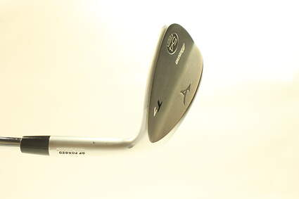 Mizuno T7 White Satin Wedge Sand SW 54* 8 Deg Bounce True Temper Dynamic Gold Steel Wedge Flex Right Handed 35.5 in