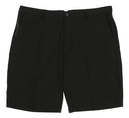 New Mens Dunning Players Fit Solid 4-Way Stretch Woven Shorts Size 38 Black MSRP $80 D7S13H055