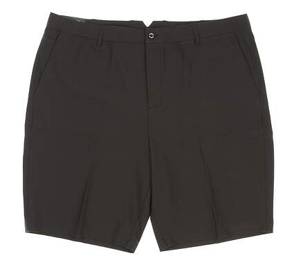 New Mens Dunning Players Fit Solid 4-Way Stretch Woven Shorts Size 40 Black MSRP $80 D7S13H055