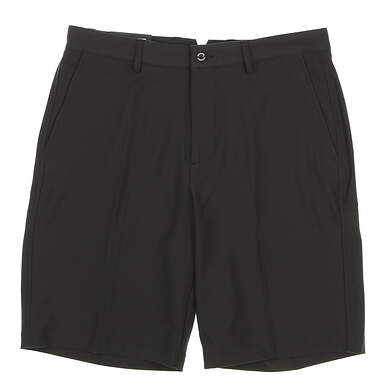 New Mens Dunning Players Fit Solid 4-Way Stretch Woven Shorts Size 32 Black MSRP $80 D7S13H055