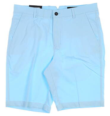 New Mens Dunning Heathered Golf Shorts Size 36 Blue (Dew Mist) MSRP $80 D7S17H601