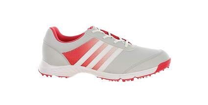 New Womens Golf Shoe Adidas Tech Response Medium 9 Gray/Pink MSRP $100
