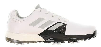 New Mens Golf Shoe Adidas Adipower Boost 3 Medium 11 White MSRP $120