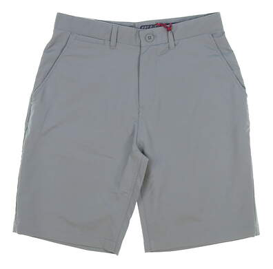 New Mens Johnnie-O Mulligan PREP-FORMANCE Shorts Size 38 Gray (CloudBreak) MSRP $85 JMSH1070