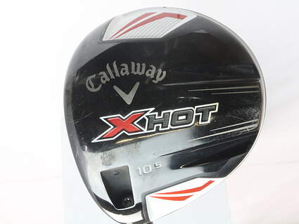 Callaway 2013 X Hot Driver 10.5* Project X PXv Graphite Regular Left Handed 46 in