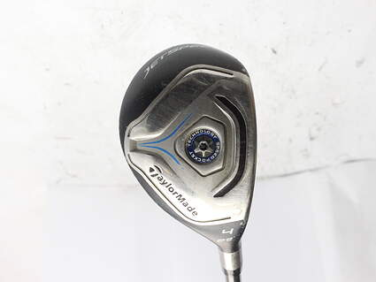 TaylorMade Jetspeed Hybrid 4 Hybrid 22* TM Matrix VeloxT 45 Graphite Ladies Right Handed 39.5 in