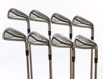 Cobra Fly-Z + Forged Iron Set 3-PW True Temper Dynamic Gold X100 X-Stiff Right Handed 37.75 in