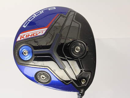 Cobra King F7 Driver 100.5* Fujikura Pro 60 Graphite Regular Right Handed 45.25 in