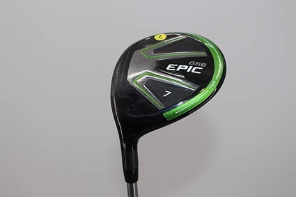 Callaway GBB Epic Fairway Wood 3 Wood 3W 15° Mitsubishi Diamana M+ Green 50 Graphite Ladies Left Handed 41.0in